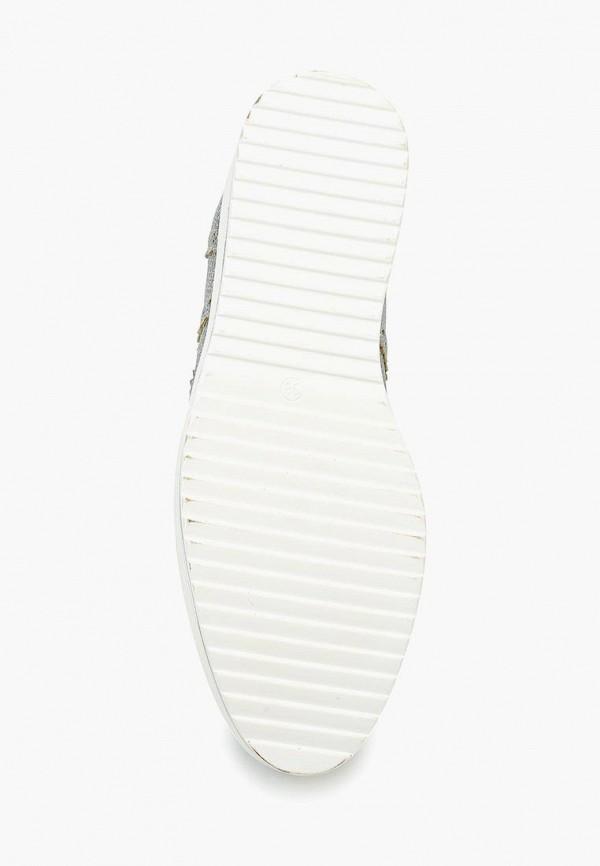 Фото 13 - женские ботинки и полуботинки Catisa серебрянного цвета