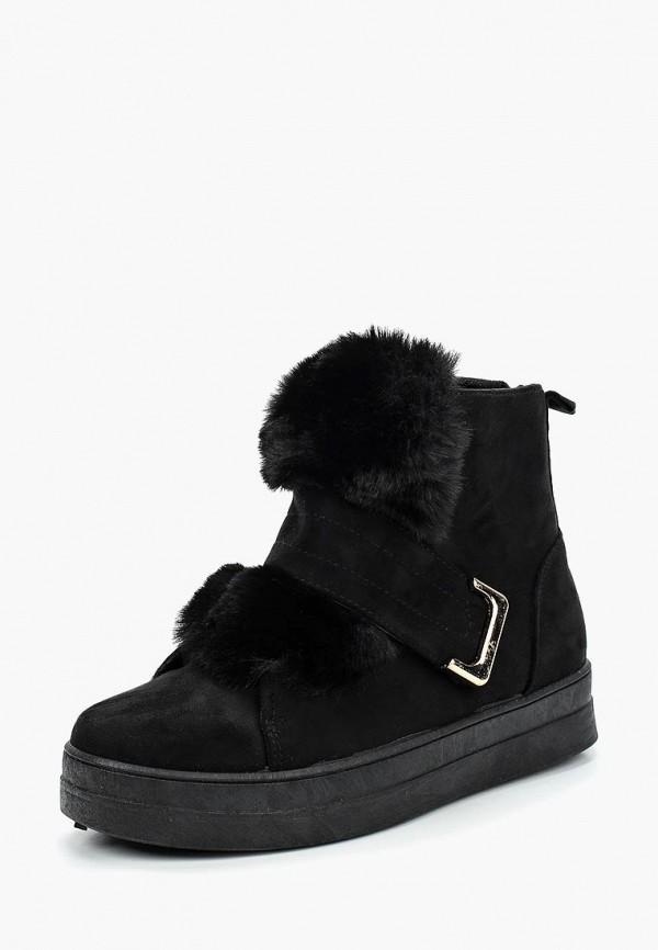 Купить Ботинки Catisa, ca072awygi97, черный, Осень-зима 2017/2018