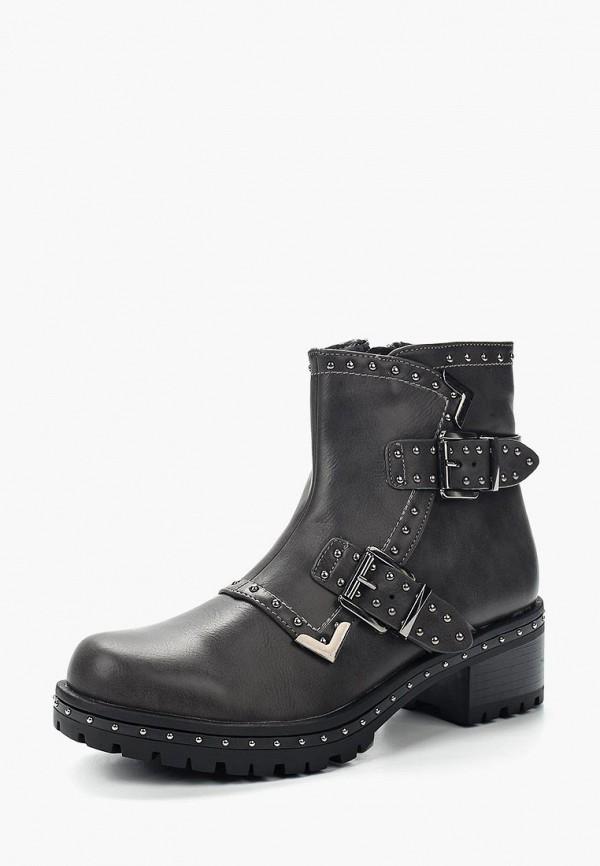 Купить Ботинки Catisa, ca072awyoc40, серый, Осень-зима 2017/2018
