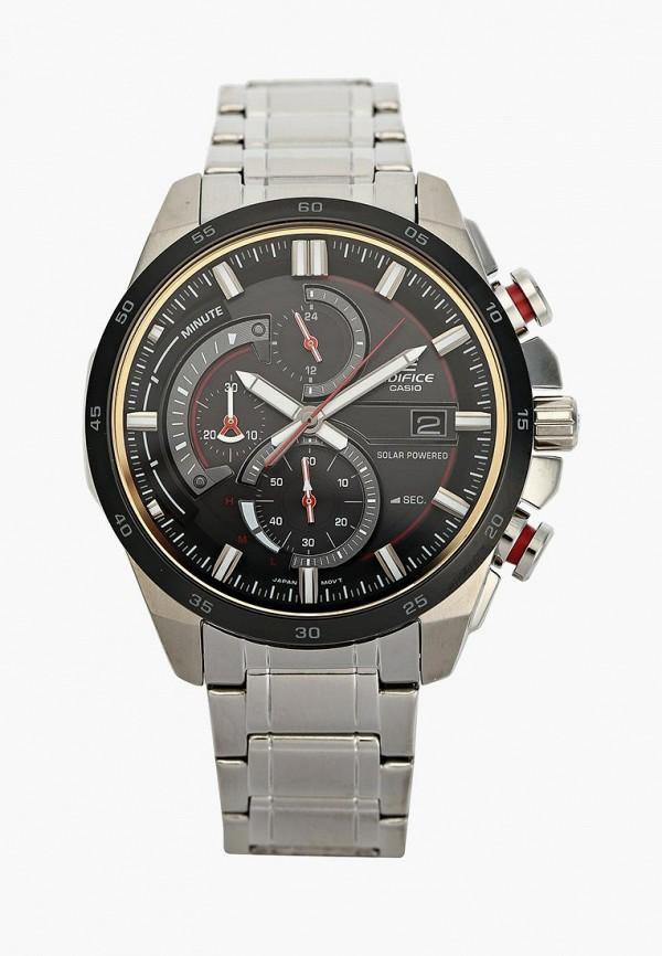 Купить Часы Casio, CASIO EDIFICE EQS-600DB-1A4, CA077DMACFK0, серебряный, Осень-зима 2018/2019