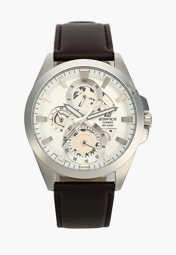 Купить Часы Casio, CASIO EDIFICE ESK-300L-7A, CA077DMACFK2, коричневый, Осень-зима 2018/2019