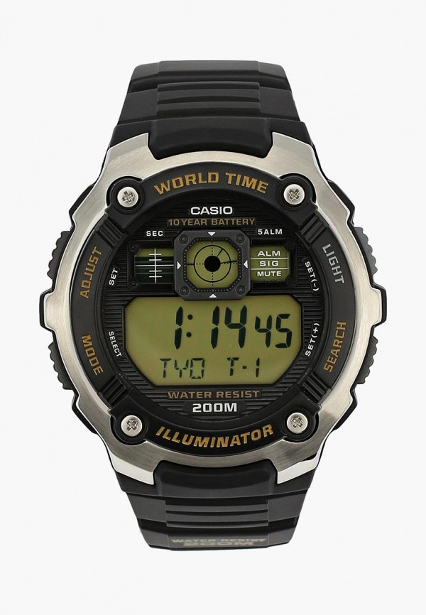 Часы Casio Casio CA077DMAVCN0 часы casio casio ca077dwacfi3