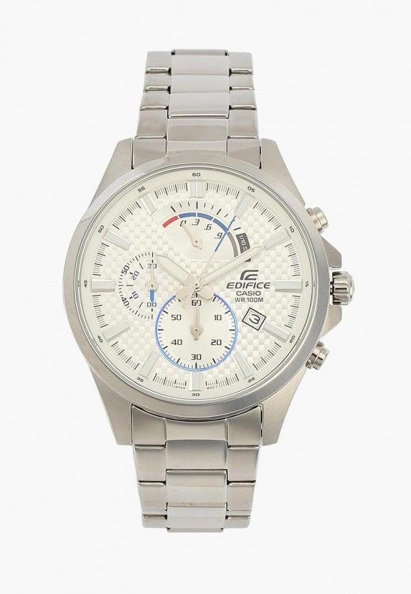 Купить Часы Casio, CASIO EDIFICE EFV-530D-7A, CA077DMAVCP0, серебряный, Осень-зима 2018/2019