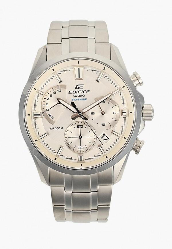 Купить Часы Casio, CASIO EDIFICE EFB-550D-7A, CA077DMCFXU6, серебряный, Осень-зима 2018/2019