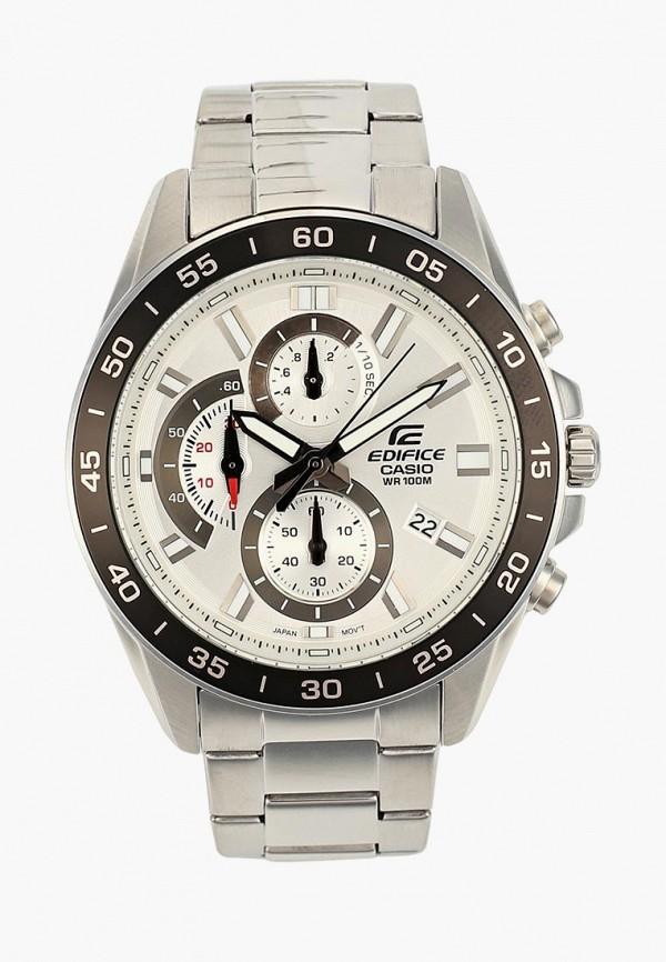 Купить Часы Casio, CASIO EDIFICE EFV-550D-7A, CA077DMCFXV2, серебряный, Осень-зима 2018/2019