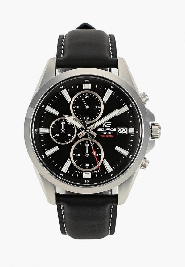 Купить Часы Casio, EDIFICE EFV-560L-1A, CA077DMCFXV6, черный, Осень-зима 2018/2019