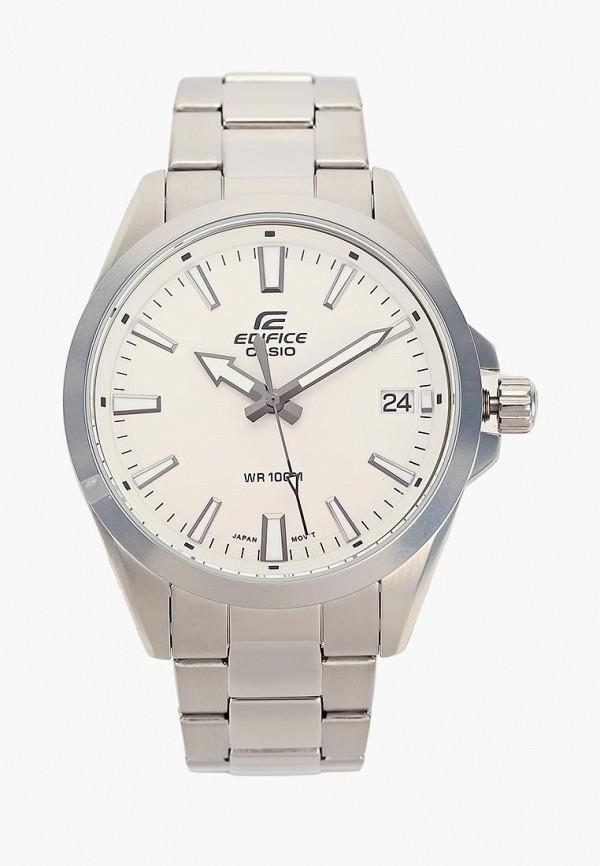 Купить Часы Casio, Casio EDIFICE EFV-100D-7A, CA077DMCQIK1, серебряный, Осень-зима 2018/2019