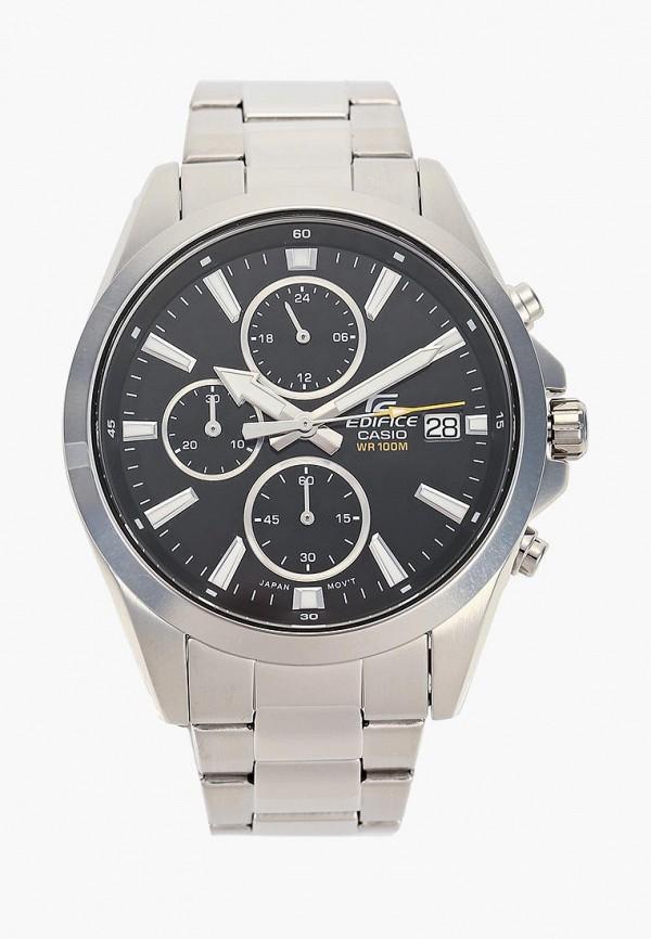 Купить Часы Casio, Casio EDIFICE EFV-560D-1A, CA077DMCQIK3, серебряный, Осень-зима 2018/2019