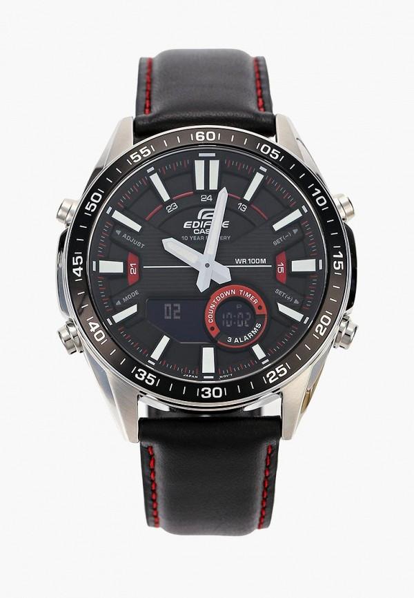 Купить Часы Casio, Casio EDIFICE EFV-C100L-1A, CA077DMCQIK8, серебряный, Осень-зима 2018/2019