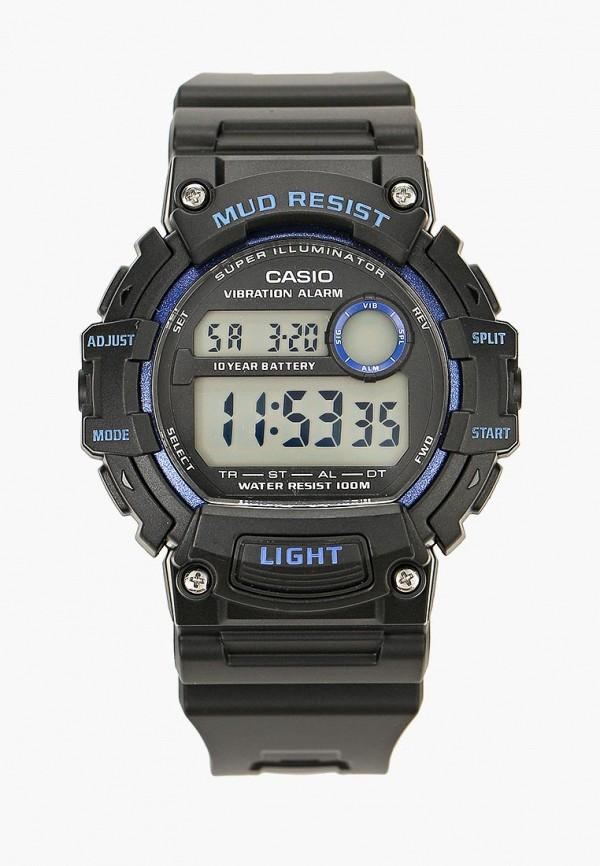 Купить Часы Casio, Casio Collection TRT-110H-2AVEF, CA077DMCQIL9, черный, Осень-зима 2018/2019