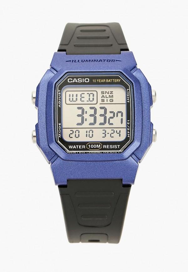 Купить Часы Casio, Casio Collection W-800HM-2AVEF, ca077dmcqim2, черный, Осень-зима 2018/2019