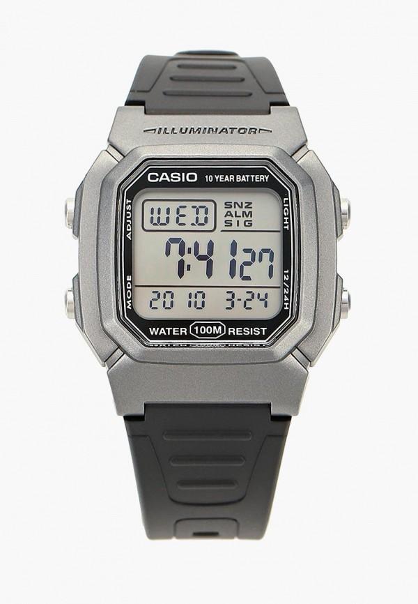 Купить Часы Casio, Casio Collection W-800HM-7AVEF, ca077dmcqim4, серый, Осень-зима 2018/2019