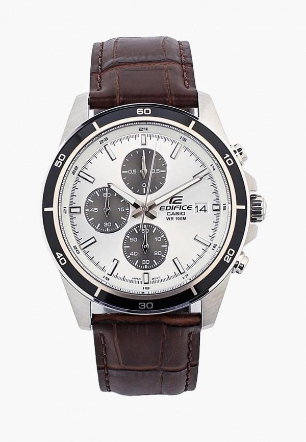 Купить Часы Casio, EDIFICE EFR-526L-7A, ca077dmgxx56, коричневый, Осень-зима 2018/2019