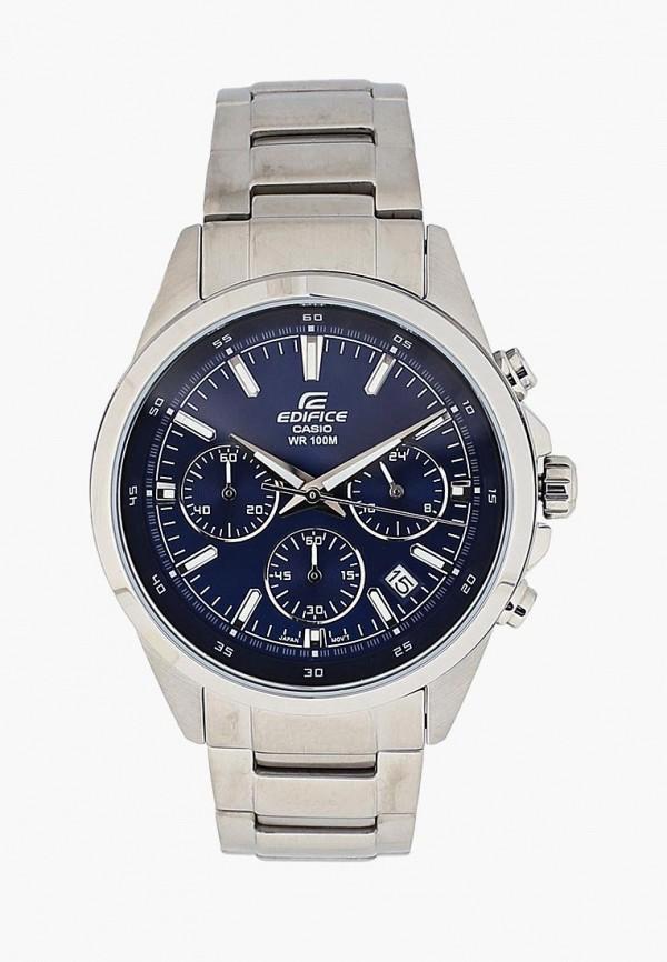 Купить Часы Casio, EDIFICE EFR-527D-2A, ca077dmgxx58, серебряный, Осень-зима 2018/2019