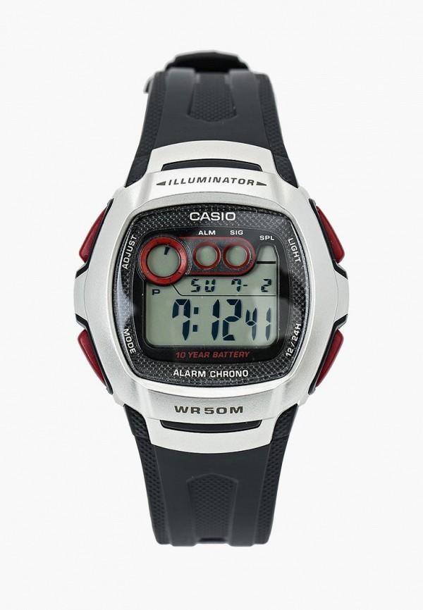 Купить Часы Casio, Casio Collection W-210-1D, ca077dmhsv49, черный, Осень-зима 2018/2019