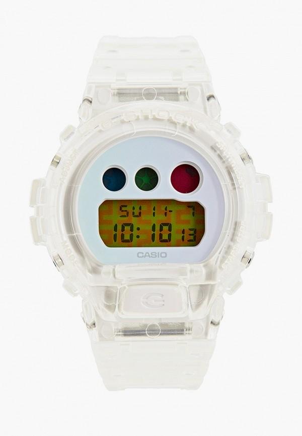 мужские часы casio, белые