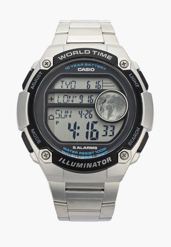 Часы Casio Casio CA077DMSMS74 цена