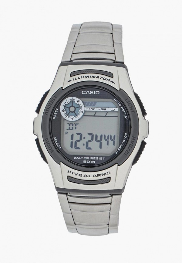 Часы Casio Casio CA077DMSMS92 часы casio casio ca077dmxem45