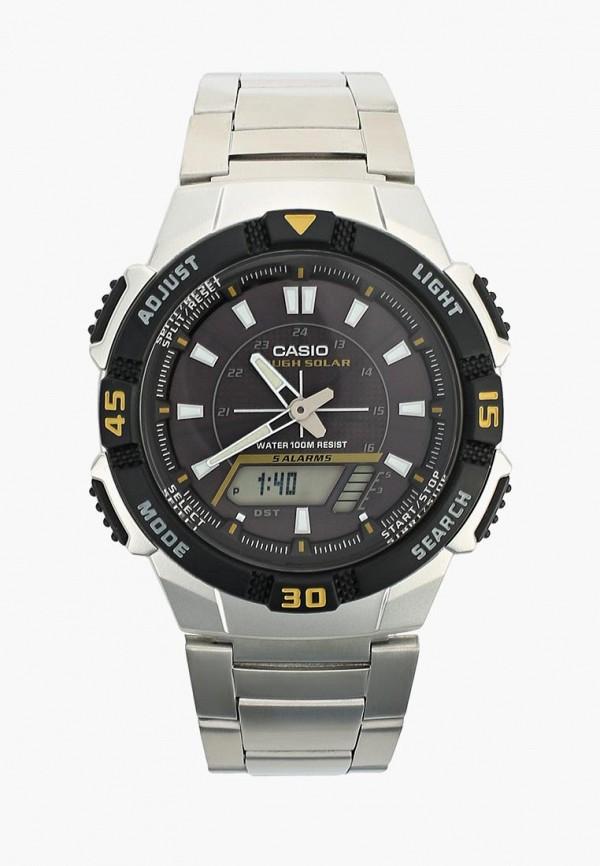 Купить Часы Casio, Casio Collection AQ-S800WD-1E, CA077DMTSR59, серебряный, Осень-зима 2018/2019
