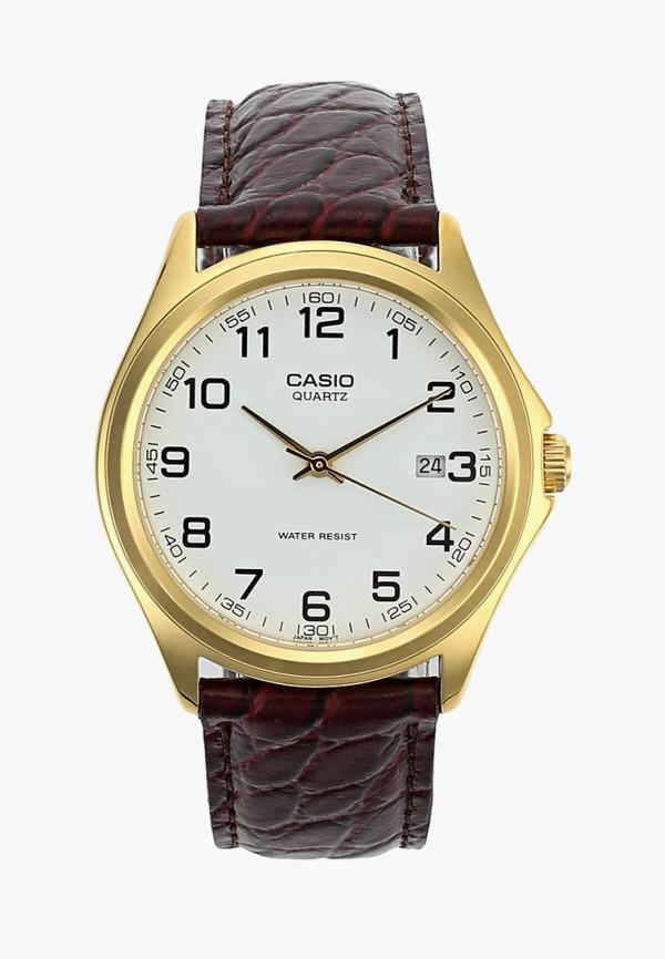 Купить Часы Casio, Casio Collection MTP-1188PQ-7B, CA077DMTSR65, коричневый, Осень-зима 2018/2019