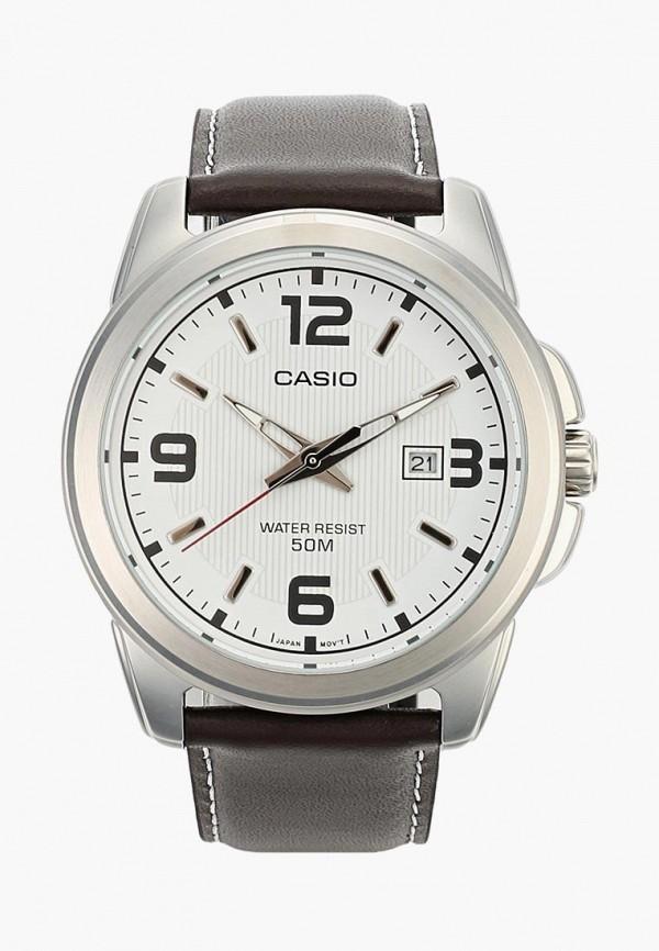 Купить Часы Casio, Casio Collection MTP-1314PL-7A, ca077dmtsr67, коричневый, Весна-лето 2019