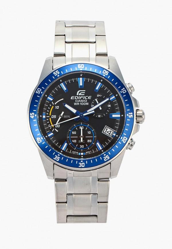 Купить Часы Casio, Casio EDIFICE EFV-540D-1A2, CA077DMYEA38, серебряный, Осень-зима 2018/2019