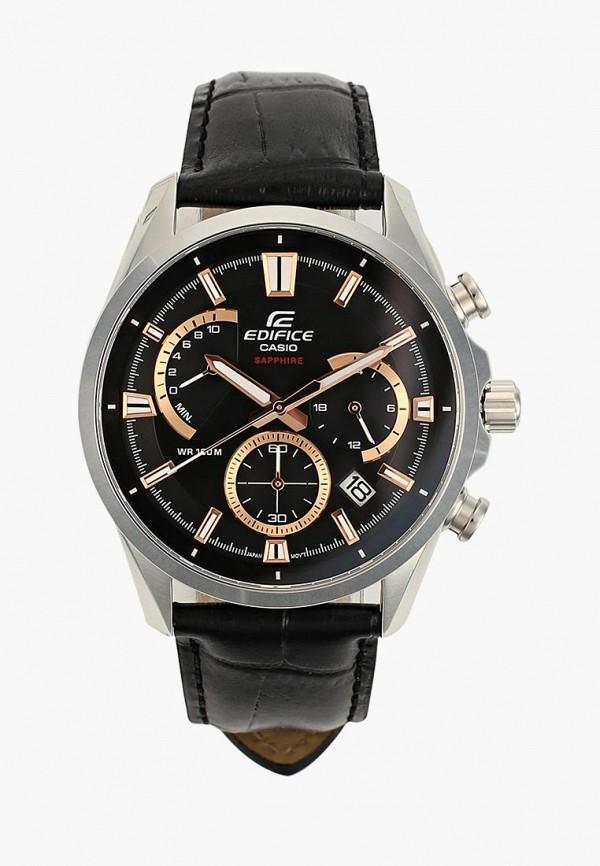 Купить Часы Casio, EDIFICE EFB-550L-1A, CA077DMYUG48, черный, Осень-зима 2018/2019