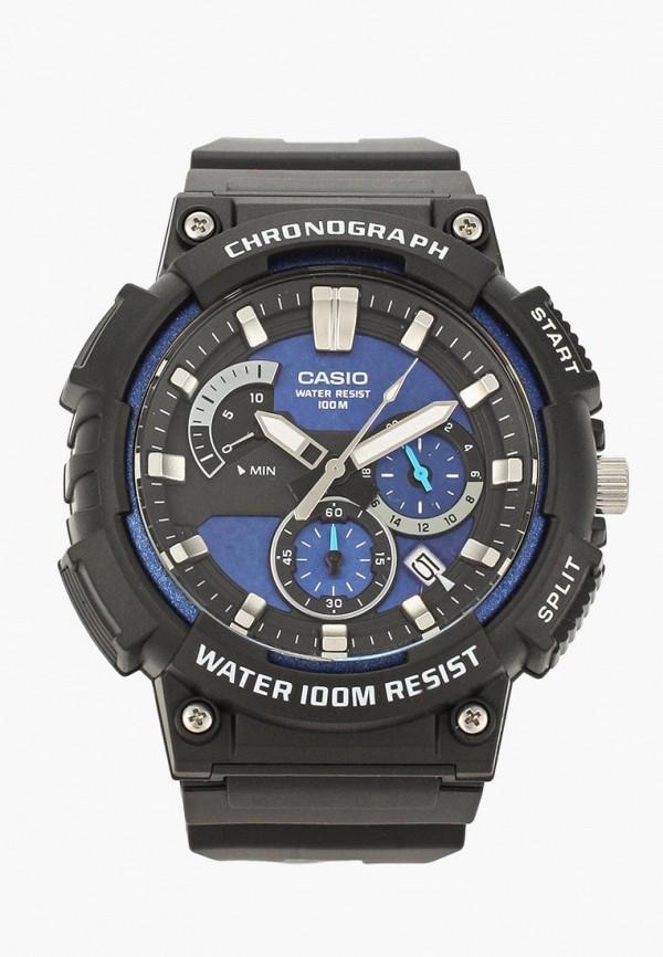 Купить Часы Casio, CASIO Collection MCW-200H-2A, ca077duavcn7, черный, Осень-зима 2018/2019