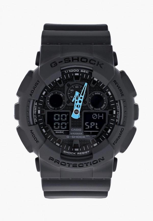Часы Casio Casio CA077DUGXW47 часы наручные casio часы casio la670wea 7e