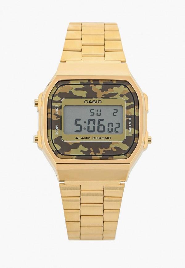 купить Часы Casio Casio CA077DUINX72 по цене 4890 рублей