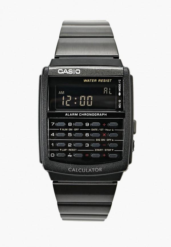 Часы Casio Casio CA077DUINX89 часы casio gwn 1000e 8ajf gwn 1000f 2ajf