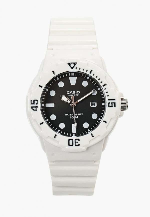 Купить Часы Casio, Casio Collection LRW-200H-1E, ca077duinx95, белый, Осень-зима 2018/2019