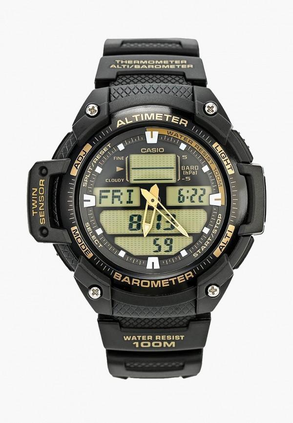 Часы Casio Casio CA077DUJTN46 телефонная розетка abb bjb basic 55 шато 1 разъем цвет черный