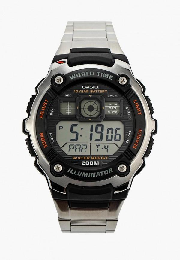 Часы Casio Casio CA077DUSMS71 casio casio w 210 1d