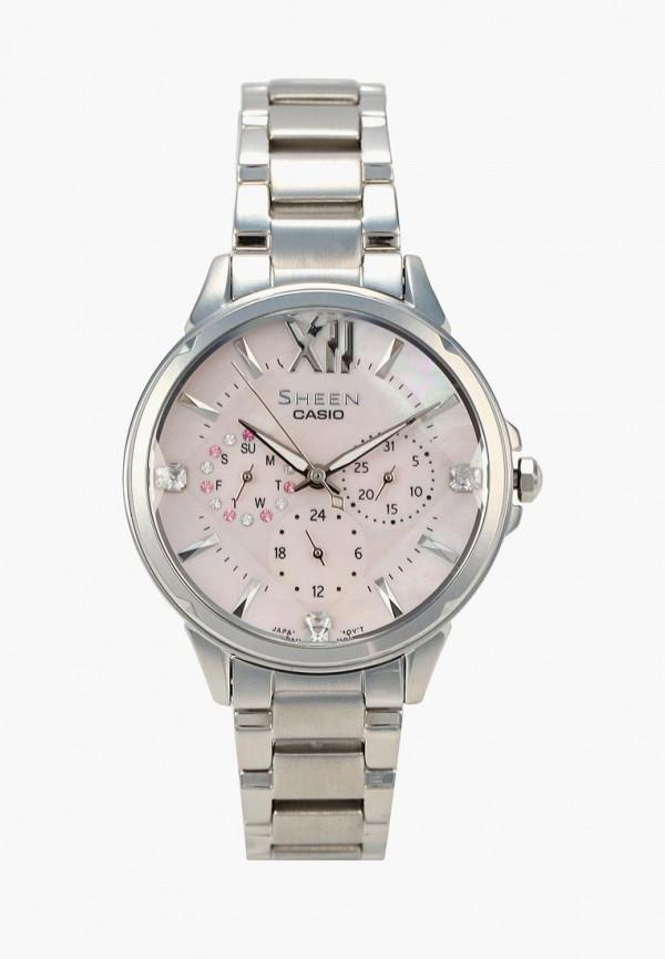 Часы Casio Casio CA077DWACFL7 часы наручные casio часы casio la670wea 7e
