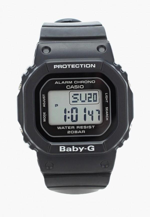 Купить Часы Casio, CASIO Baby-G BGD-560-1E, CA077DWBIJW4, черный, Осень-зима 2018/2019