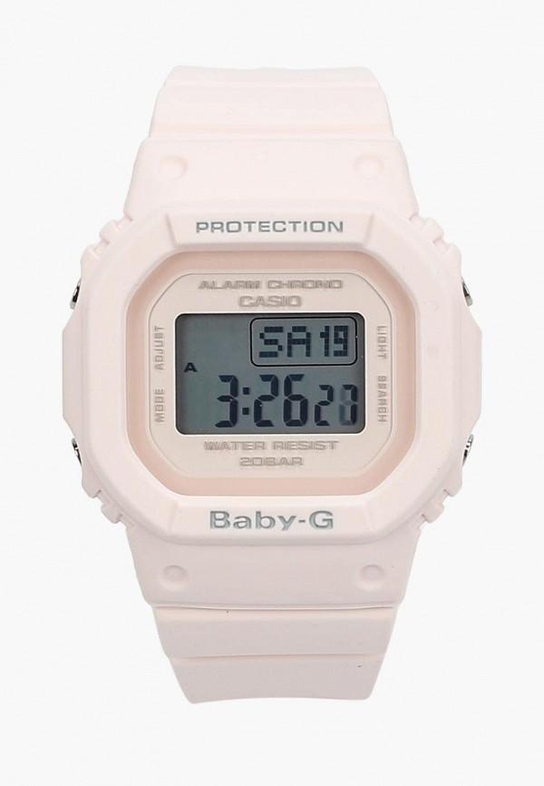 Купить Часы Casio, Baby-G BGD-560-4E, ca077dwbijw5, розовый, Весна-лето 2019