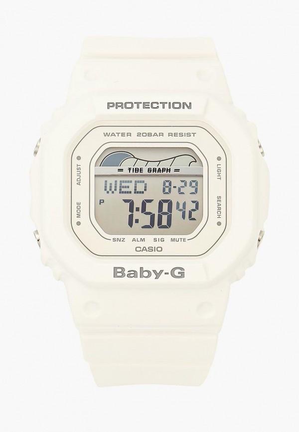 женские часы casio, белые
