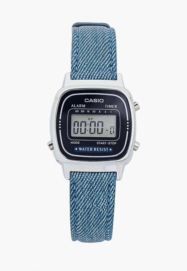 Часы Casio Casio CA077DWGXY06 часы наручные casio часы casio la670wea 7e