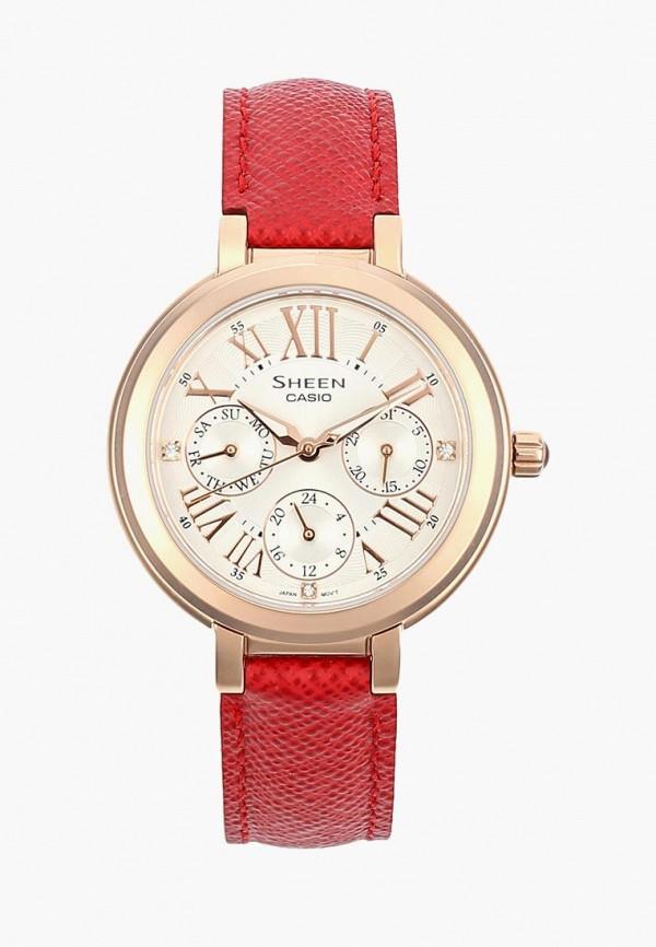 Часы Casio Casio CA077DWRBG36 часы casio gwn 1000e 8ajf gwn 1000f 2ajf