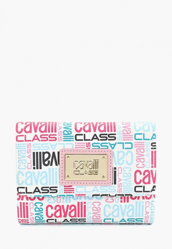 Кошелек Cavalli Class Cavalli Class CA078BWDQED6 цена