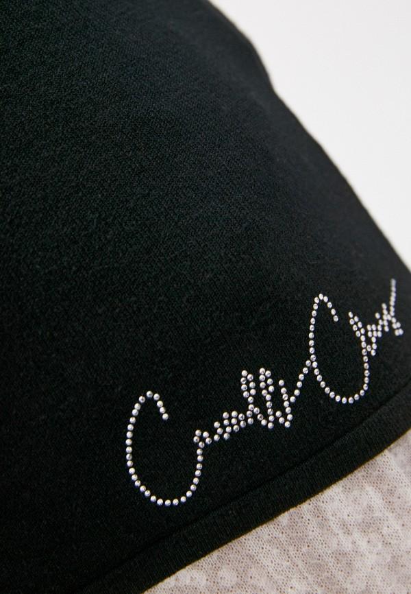 Джемпер Cavalli Class черный B4IZB86050594 CA078EWKEQH3