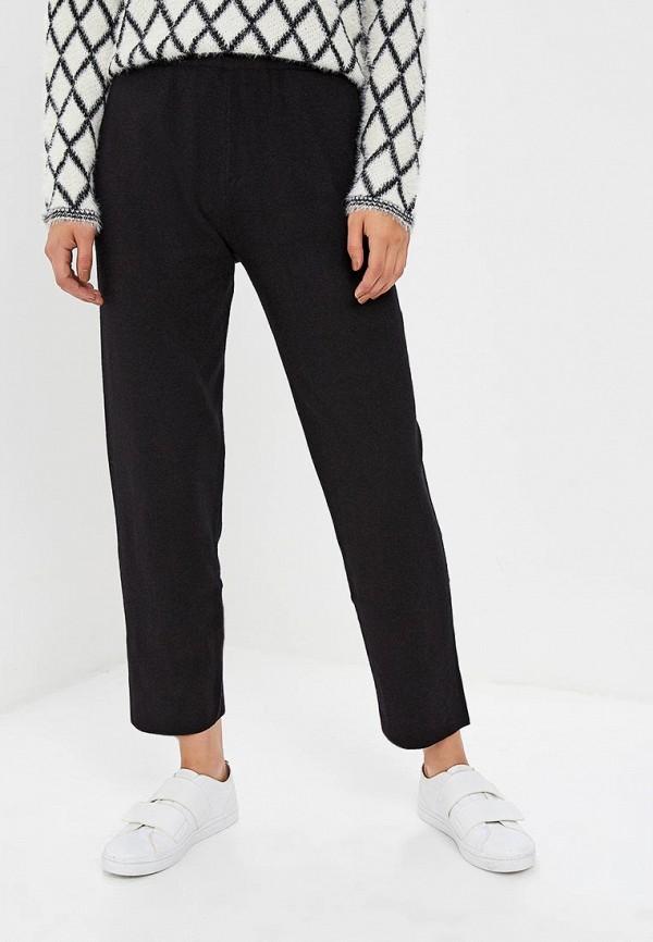 женские повседневные брюки care of you, черные