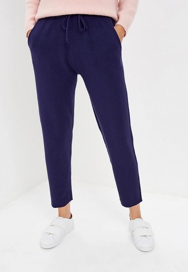 женские повседневные брюки care of you, синие