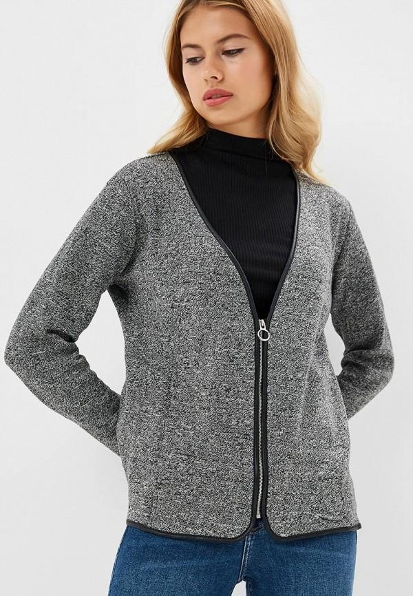Купить Кардиган Care of You, ca084ewcipn1, серый, Осень-зима 2018/2019