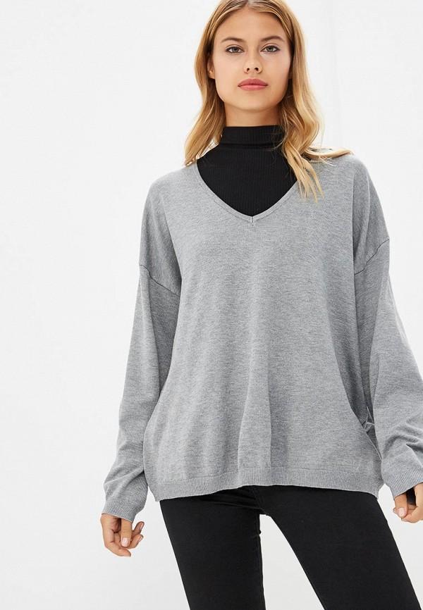Купить Пуловер Care of You, ca084ewcipr6, серый, Осень-зима 2018/2019