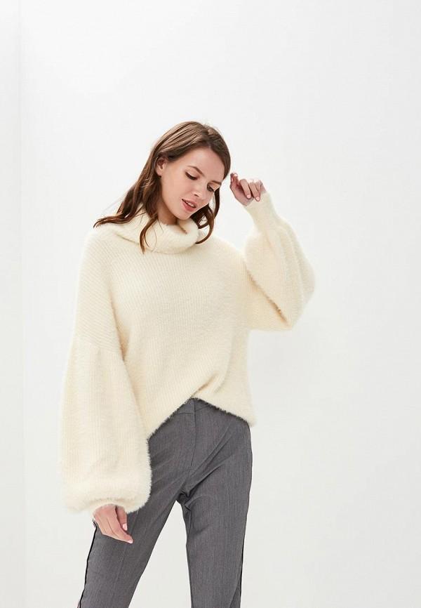 женский свитер care of you, бежевый