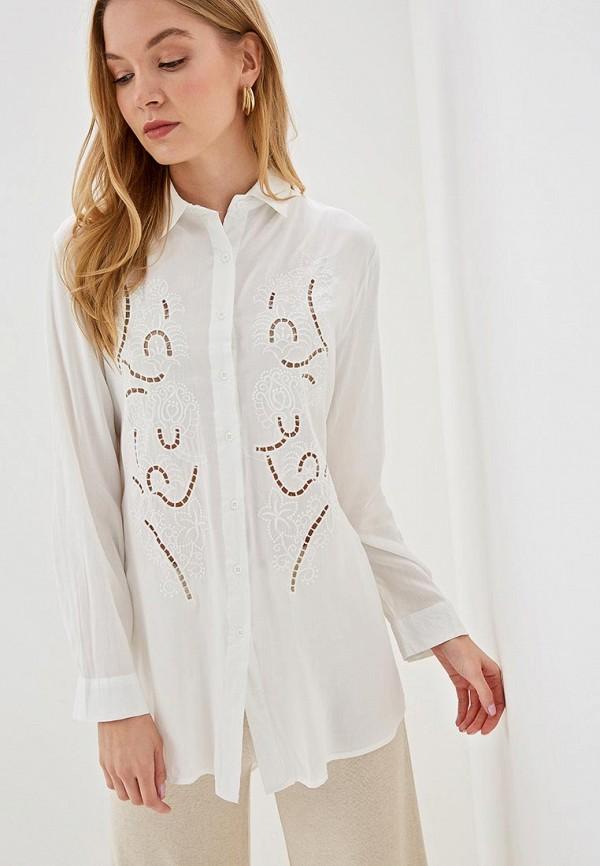 женская блузка care of you, белая
