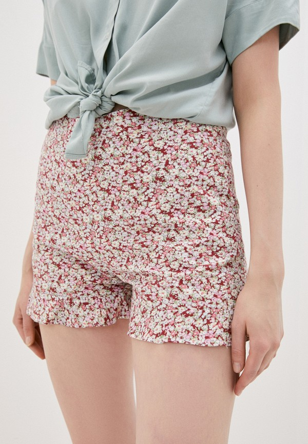 женские повседневные шорты care of you, розовые