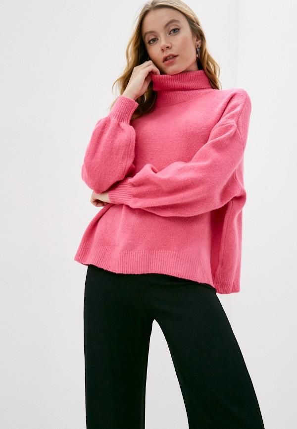 женский свитер care of you, розовый
